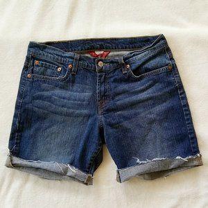 Lucky Brand Cutoffs Denim Jean Shorts
